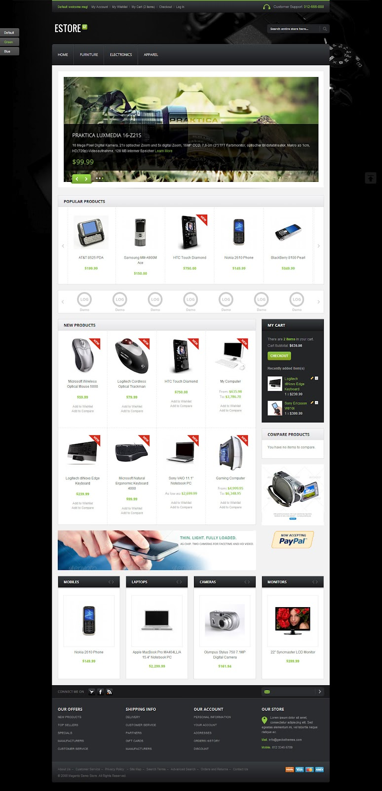GT-eStore-Magento-eCommerce-Templates
