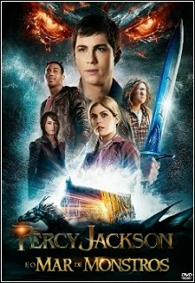 Download Percy Jackson e o Mar dos Monstros BDRip AVI Dual Áudio + RMVB Dublado