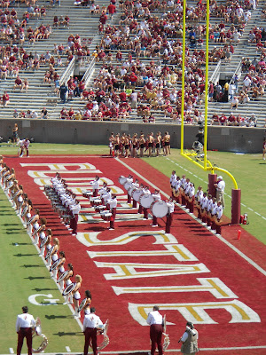 FSU marching band