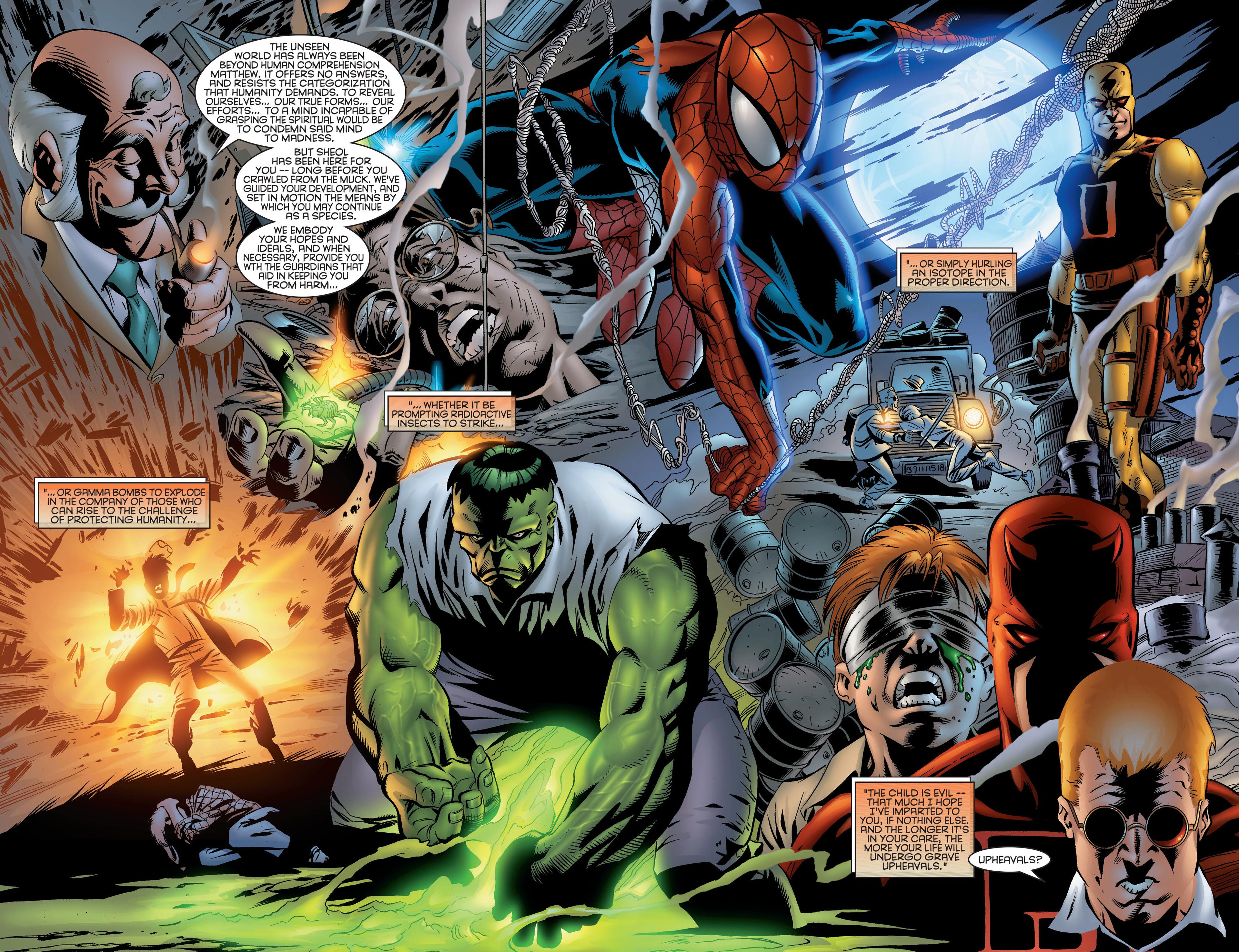 Read online Daredevil (1998) comic -  Issue #2 - 10