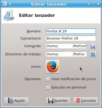 editar lanzador mageia 3 64 bits linux