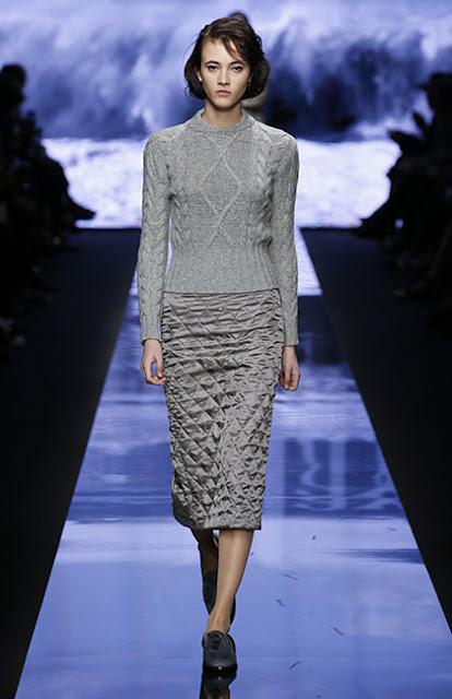 A mulher elegante de Max Mara - Outono Inverno 2015/16
