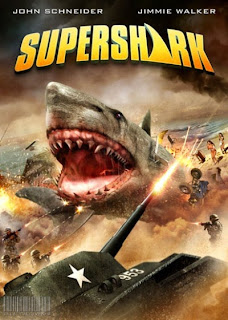 Super Shark Movie Poster