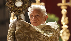 Pope Benedict XVI, June 8, 2012, Feast of Corpus Christi