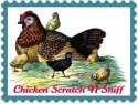 Chicken Scratch N Sniff