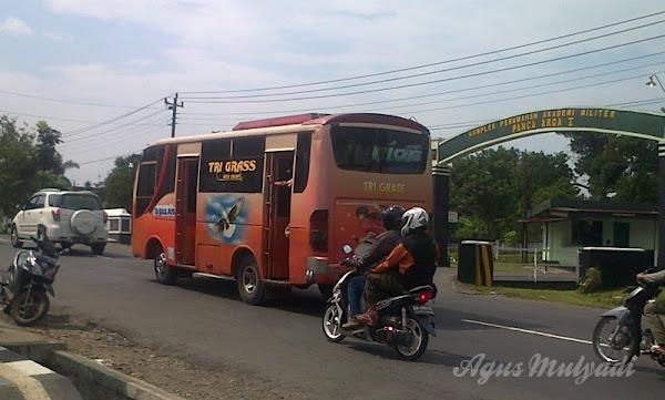 Bus Joko kendil