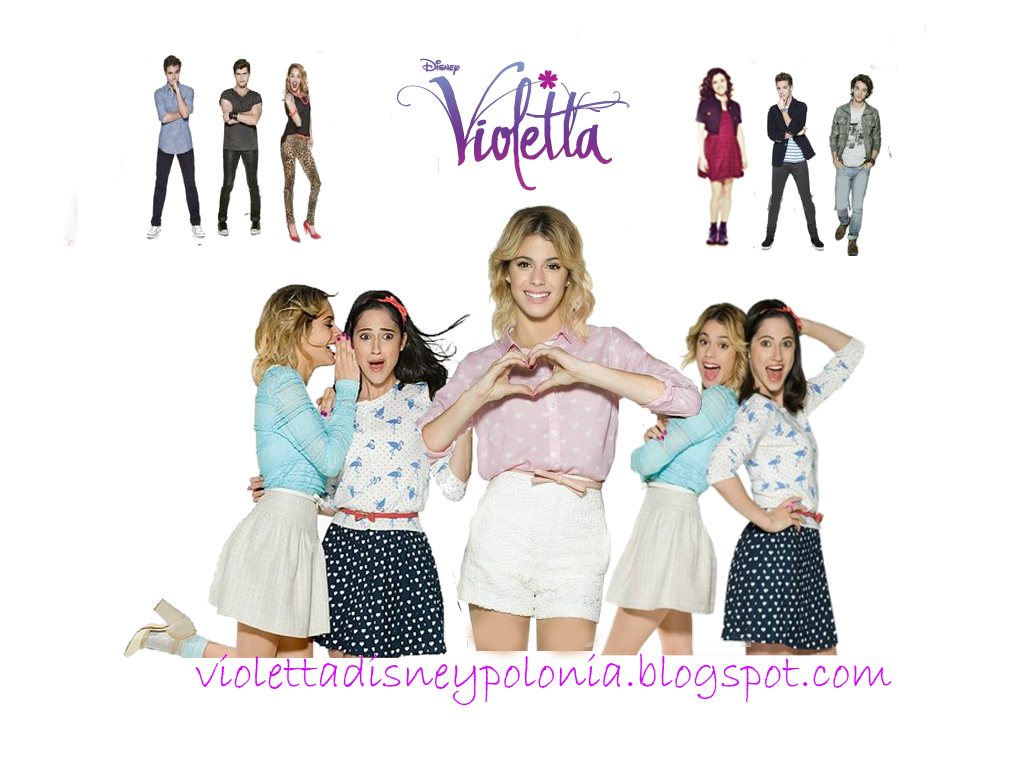 Violetta Disney Polonia  ♥
