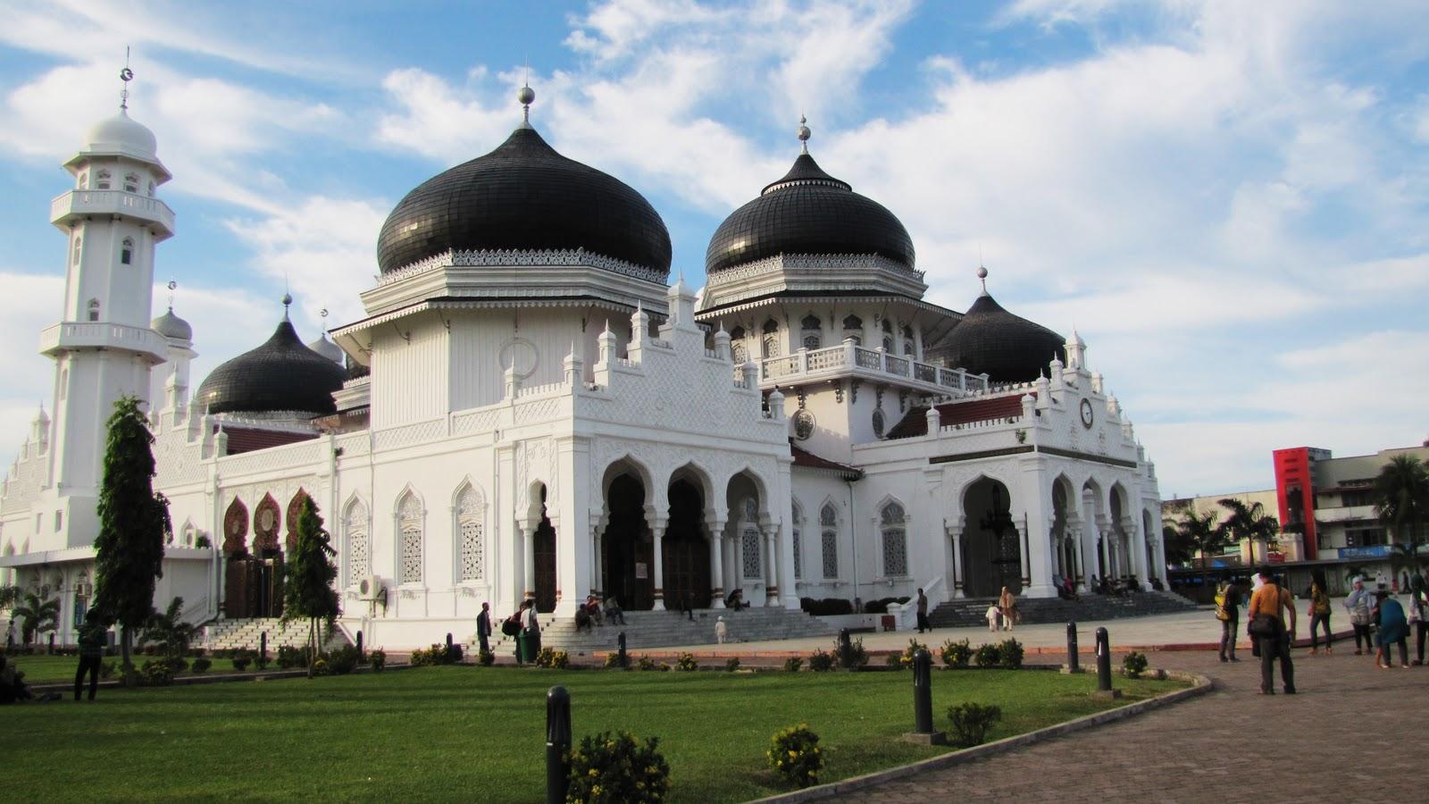 Mesjid Raya Baiturrahman