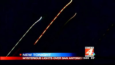 UFO Captured On Video Over San Antonio 11-4-13