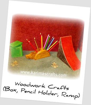woodwork crafts