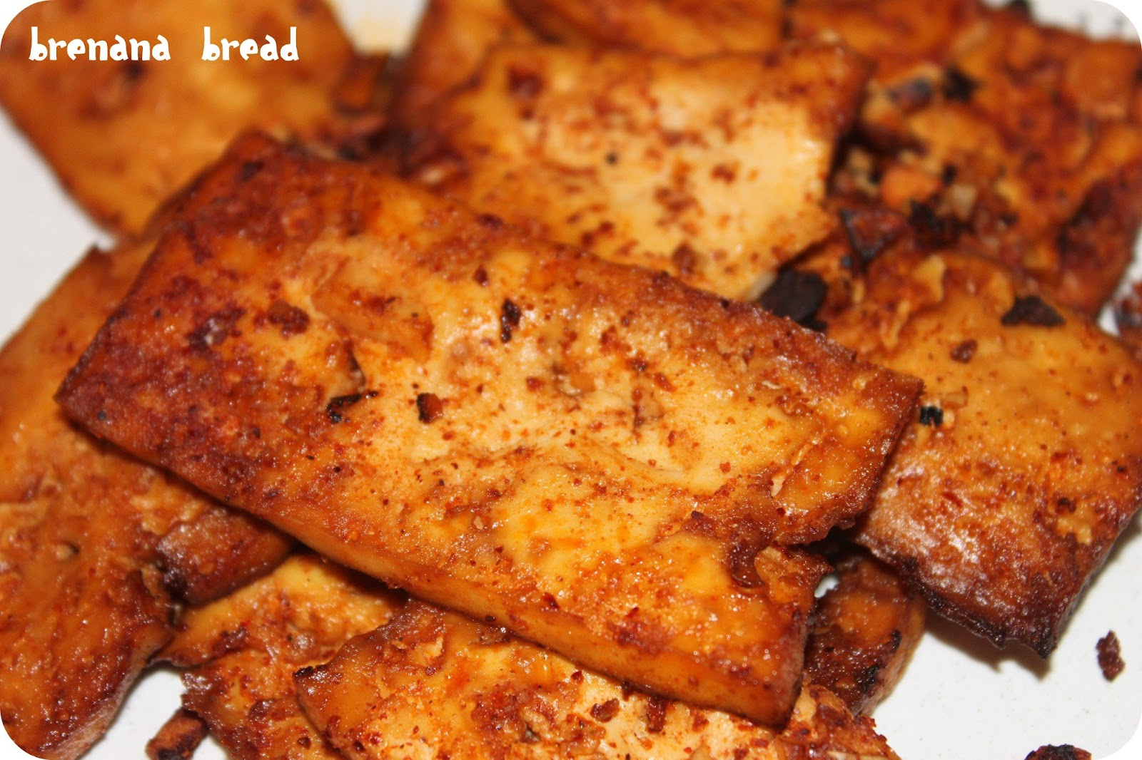 Baked Tofu Sticks Recipe — Dishmaps