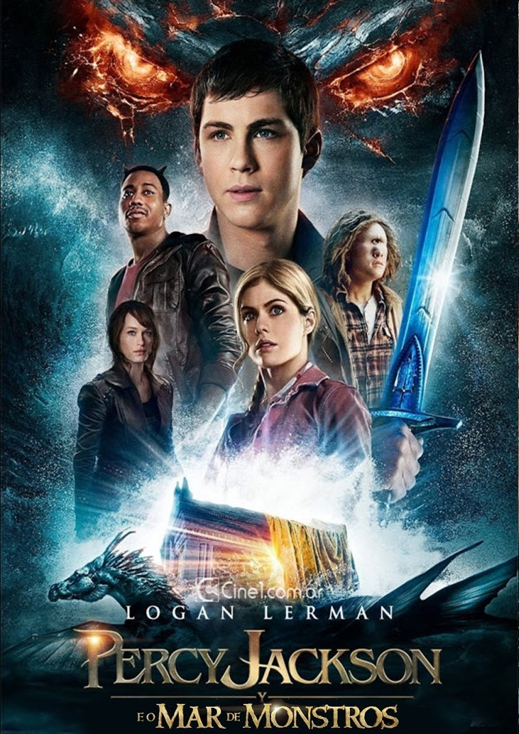 Percy Jackson e o Mar de Monstros – Legendado (2013)