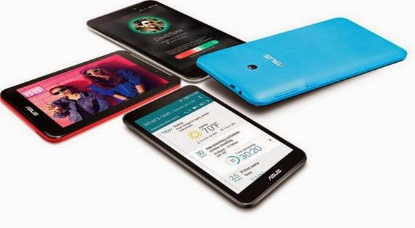 FonePad 7, Tablet Terbaru Asus 7 Inci