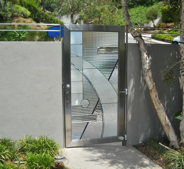 ... Steel Gate Design Modern | Joy Studio Design Gallery - Best Design
