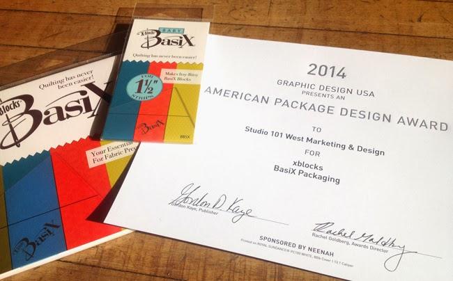 Packaging design award - Graphic Design - Packaging Design - Studio 101 West Marketing & Design