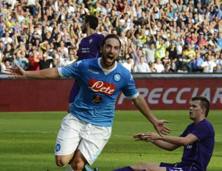 Napoli 2 x 1 Fiorentina - Calcio 2015/16