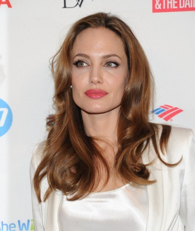Angelina Jolie is one of the victims of hacker rampant in Hollywood lately