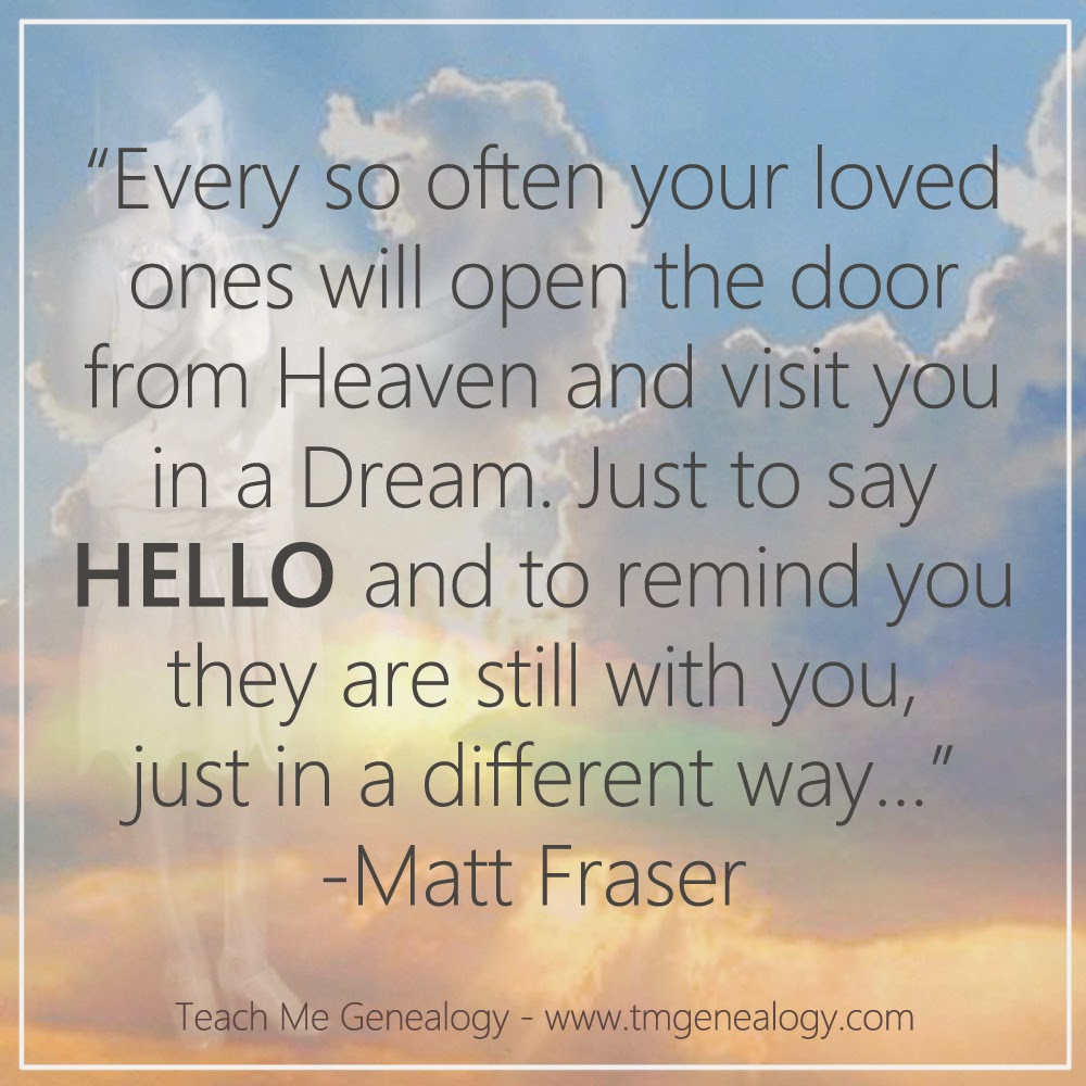 Quotes About Family In Heaven Quotesgram