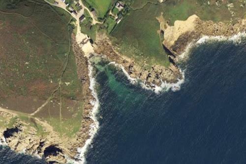 Porthgwarra Cornish Beach Holiday
