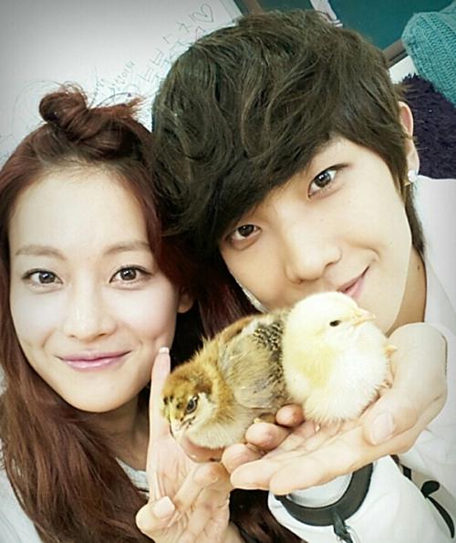 Oh Yeon Seo & Lee Joon Foto Couple
