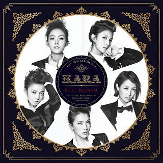 KARA (카라) - Full Bloom (The 4th Album)