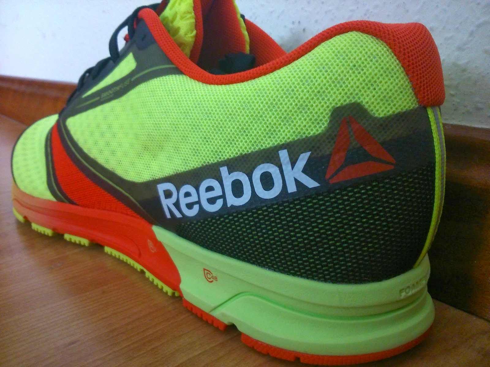 Reebok One Lite shoes running upper