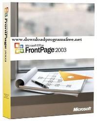 برنامج فرونت بيج عربي Microsoft FrontPage 2003 SP3 arabic