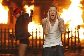 Eminem, Rihanna, Eminem Feat Rihanna, The Monster, The Monster Picture, Eminem Conser, Rihanna Conser