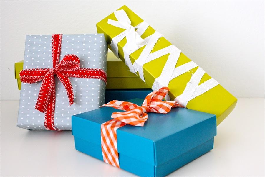 Как упаковывать подарки пошаговая инструкция 316
