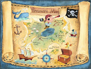 Who doesn't daydream of finding a treasure map that leads you to a buried .