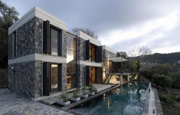 Turkish Modern Home Design.