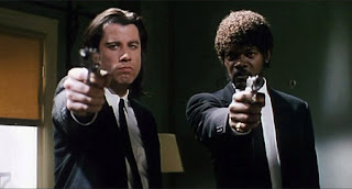 Fotograma de la película Pulp fiction