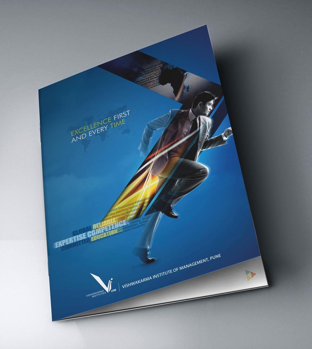 designs u0026blossoms  placement brochure design for management