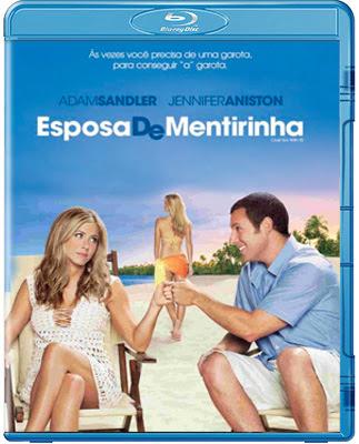 Filme Poster Esposa de Mentirinha DVDRip XviD Dual Áudio & RMVB Dublado
