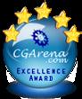 CGArena - Excellence Award