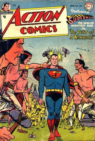 Superman 1950 Comic Dawn Reader: Oh, Super...