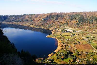 озеро  италия