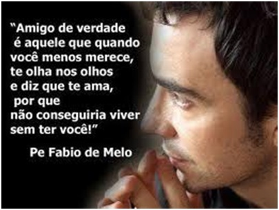 FRASES DO PADRE FÁBIO DE MELO.wmv - YouTube