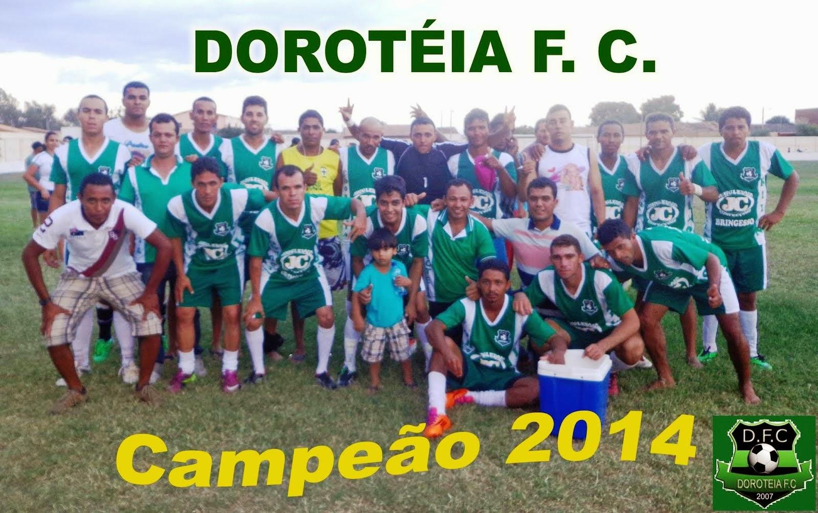 CAMPEONATO TRINDADENSE 2014