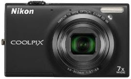 Nikon Coolpix S6100 Point-And-Shoot Camera Available For Pre-Order