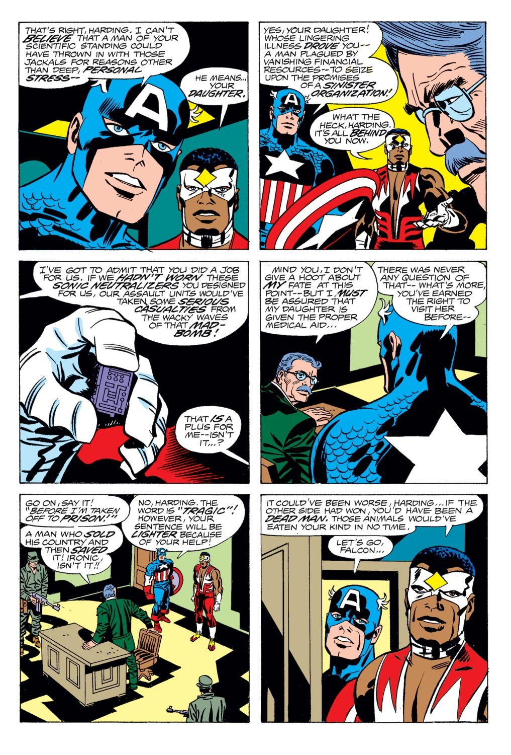 Captain America (1968) Issue #201 #115 - English 7