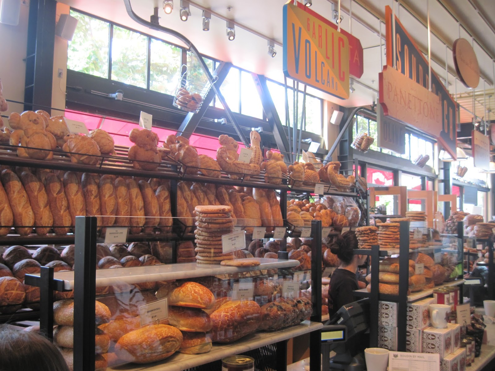 Boudin - a staple in San Francisco since 1849, Boudin's sourdough bread is  my favorite! The Fisherman's Wharf location has a huge restaurant, store,  ...