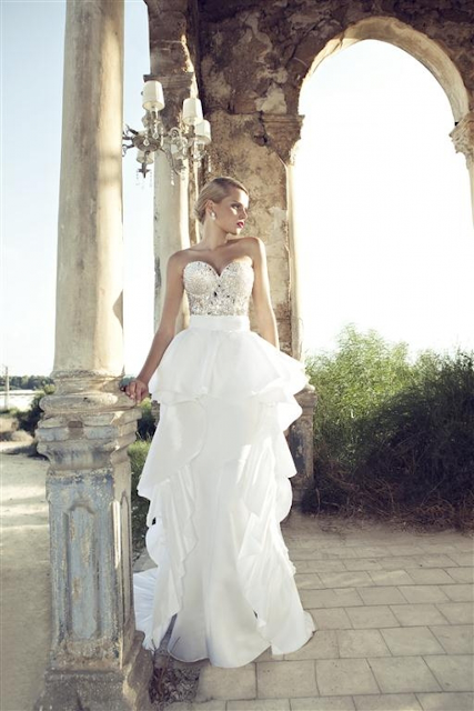 Riki Dalal 2013 Spring Bridal Collection