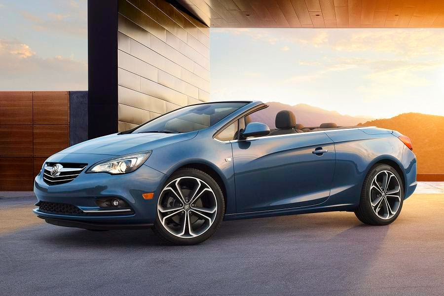 Buick Cascada (2016) Front Side