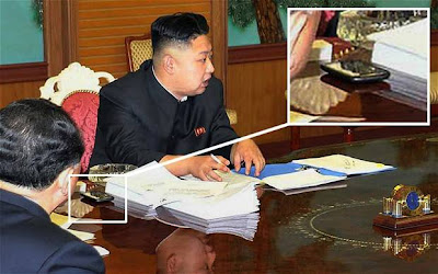 smartphone Kim Jong-Un