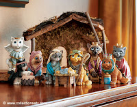 cat nativity