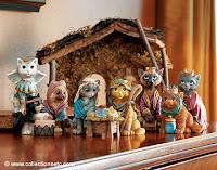 cat nativity