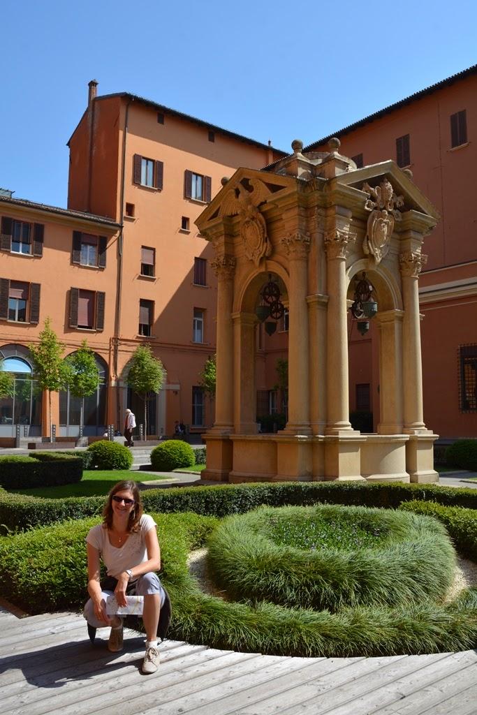 General Impressions Bologna garden