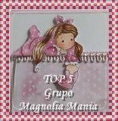 TOP 5 - MAGNOLIA MANIA - julho 2014