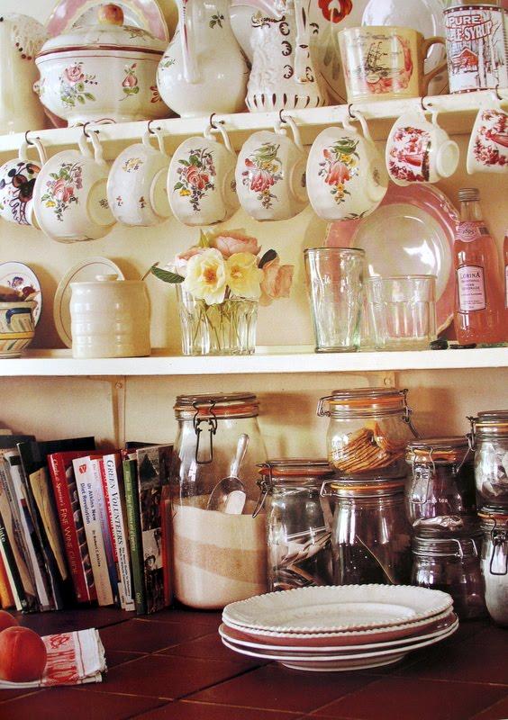 Cesar simonetti propiedades cocina vintage con decoracion - Decoracion vintage cocina ...